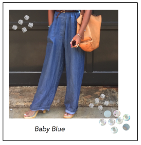 The Denim Series: BabyBlue